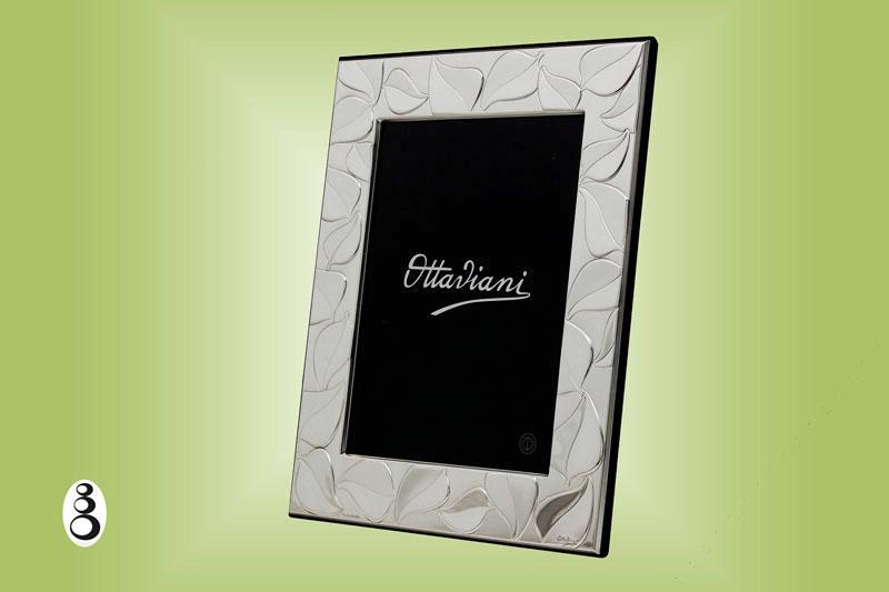 Collezione cornici ottaviani cornice in argento for Cornici foto 15x20